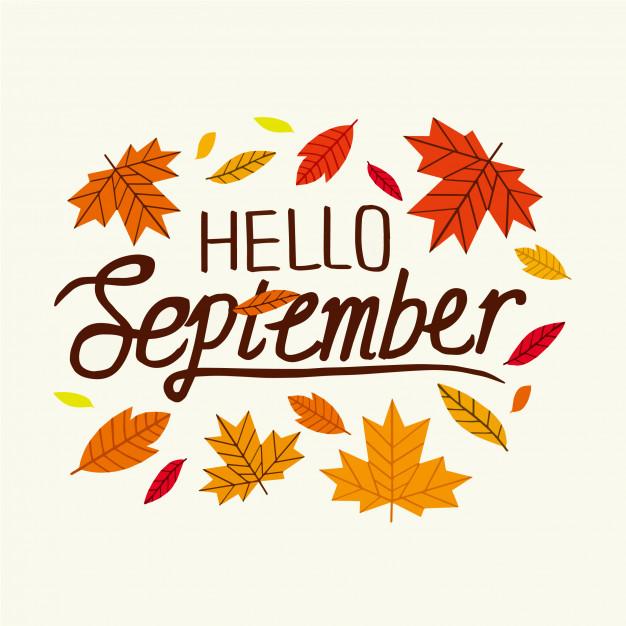 Hello September! – Houston Health Professionals